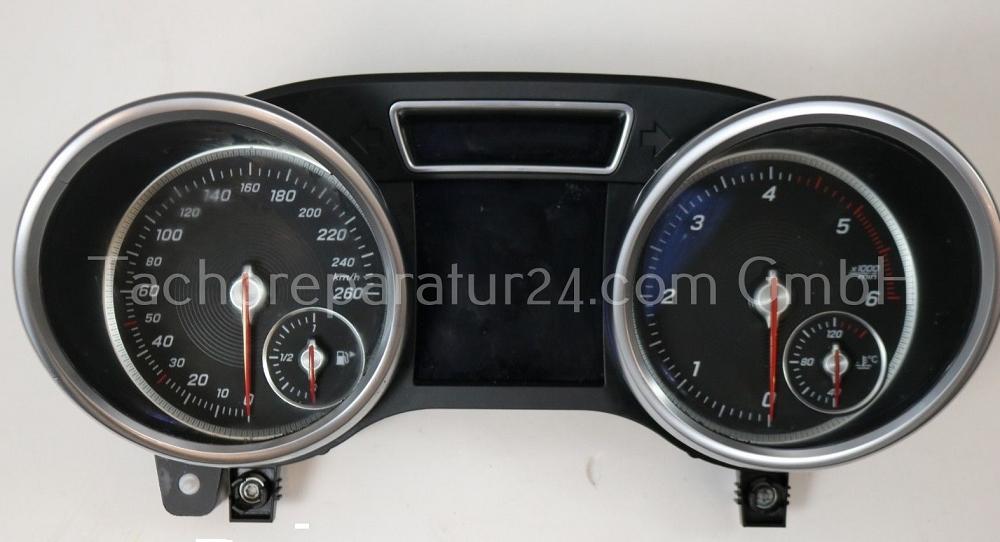Mercedes W166
