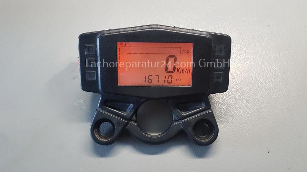 tacho Yamaha XT 125R