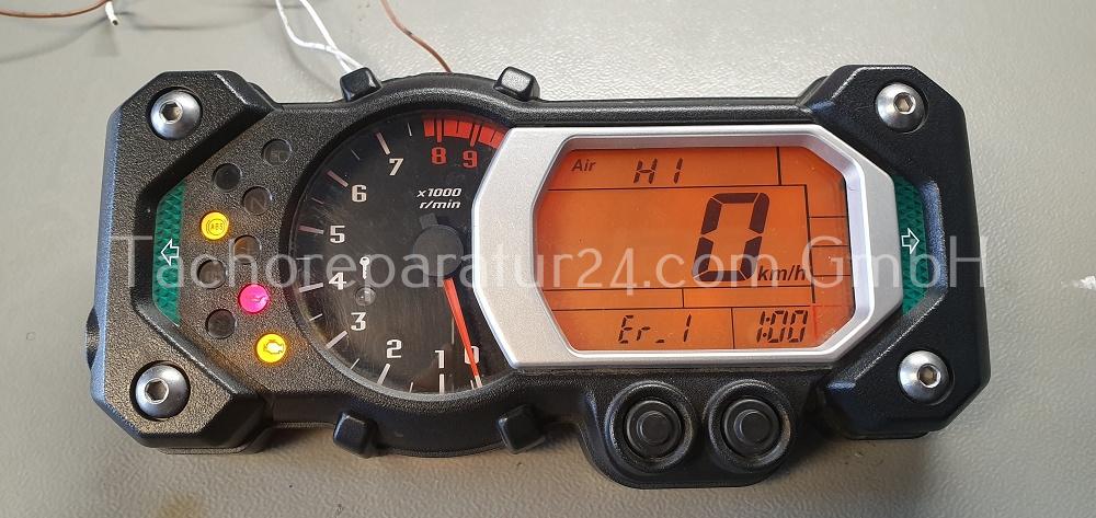 Yamaha XT1200Z Tacho